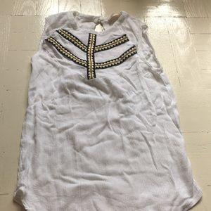 Woman's small Elodie tank/blouse